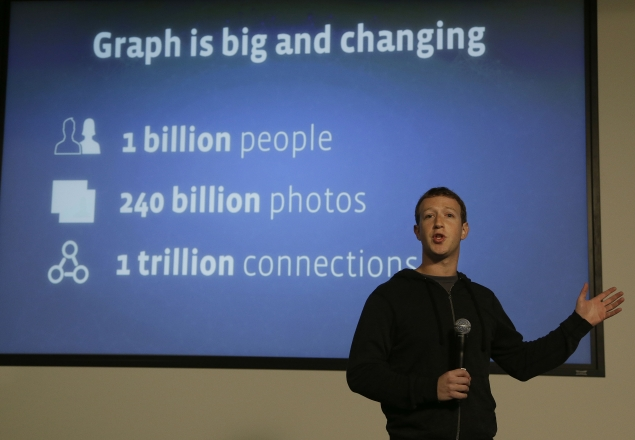 Facebook's Graph Search