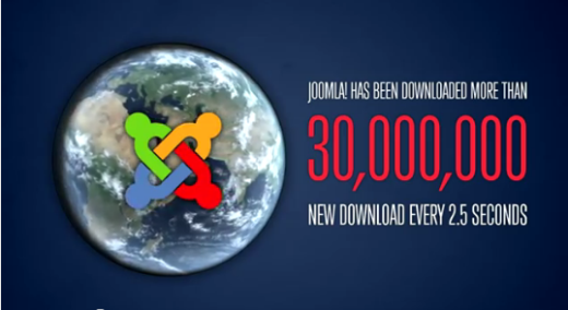 JOOMLA IS ONE OF THE WORLDS MOST POPULAR CMS PLATFORMS